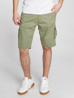 Solid Shorts Gael Cargo verde