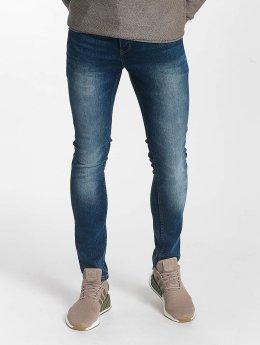 Solid Straight Fit Jeans Dexter blå