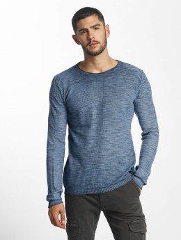Solid Sweat & Pull Karli Knit bleu