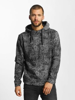 Solid Sweat capuche Janan gris