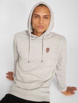 Solid Sweat capuche Senan gris