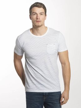 Solid T-Shirt March blanc