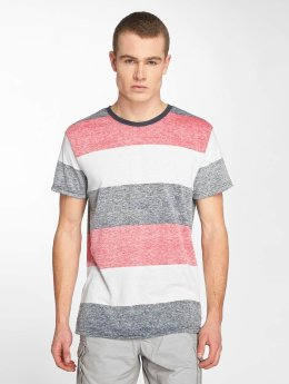 Solid T-shirt Nishan rosso