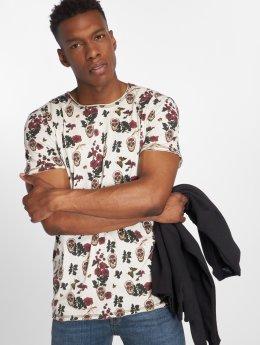 Solid T-skjorter Savva hvit