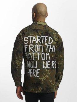 Soniush Lightweight Jacket Started camouflage