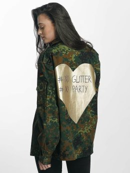 Soniush Übergangsjacke No Glitter camouflage
