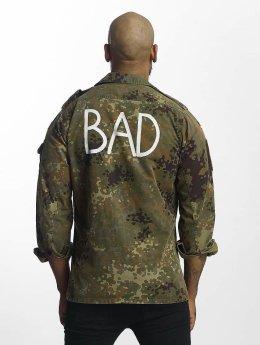 Soniush Männer Übergangsjacke Bad in camouflage