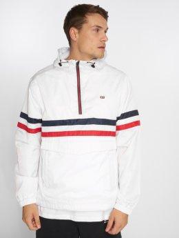 Southpole Демисезонная куртка Wind Series Color Stripe белый