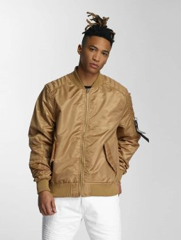 Southpole Bomber Spring beige