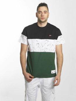 Southpole Camiseta Run The Block verde