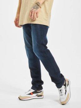 Southpole dżinsy przylegające Flex Basic Skinny Fit niebieski