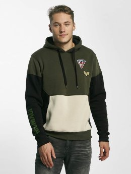 Southpole Hoodie Patch olive