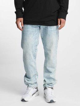 Southpole Jean coupe droite Slim bleu