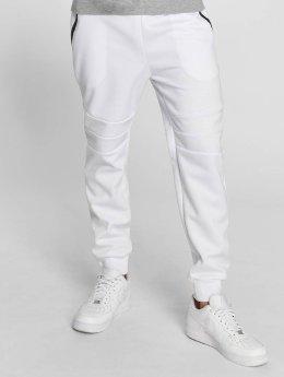 Southpole Jogging kalhoty Tech Fleece bílý