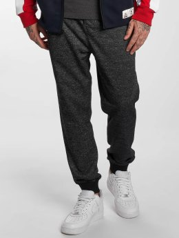 Southpole Jogging Marled F.Terry noir