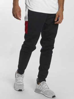 Southpole joggingbroek Contrast Side Tech blauw