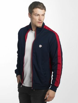 Southpole Lightweight Jacket Contrast Side Panel blue