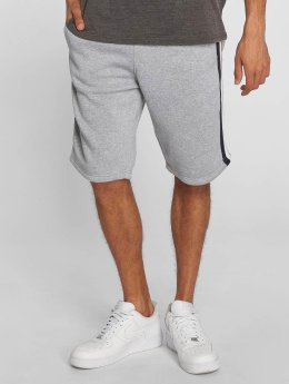 Southpole Shorts Fleece grau