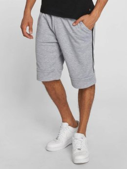 Southpole Shorts Tech Fleece grau