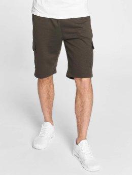 Southpole Shorts Tech Fleece grigio