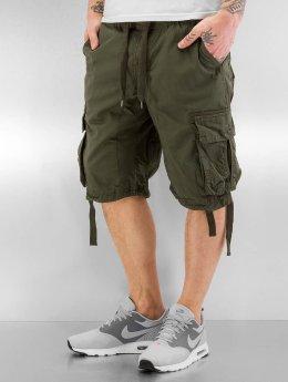 Southpole shorts Broome olijfgroen