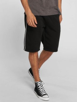 Southpole Shorts Fleece schwarz