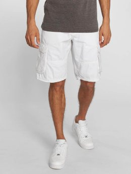 Southpole Shorts Twill weiß