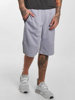 Southpole Shortsit Tech Fleece harmaa