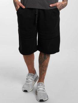 Southpole Shortsit Anorak Fashion Fleece musta