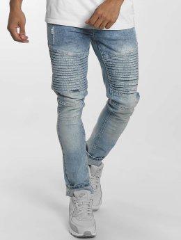 Southpole Slim Fit Jeans Menelaos blauw