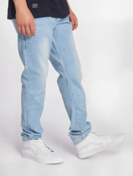 Southpole Slim Fit Jeans Flex Basic modrý