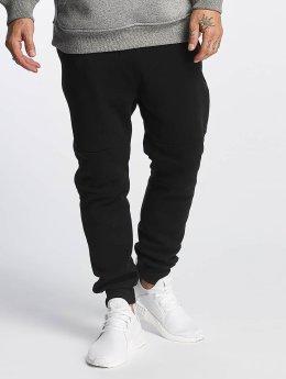 Southpole Spodnie do joggingu Fleece czarny