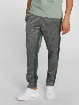 Southpole Spodnie do joggingu Marled zielony