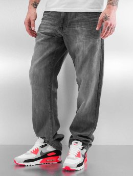 Southpole Straight Fit Jeans Deacon  šedá