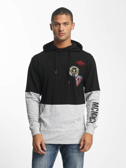 Southpole Sweat capuche Patch noir