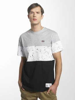 Southpole T-Shirt Run The Block grau