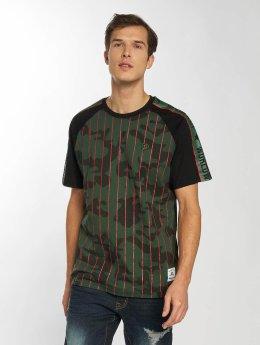 Southpole T-Shirt Worldwide 2 grün