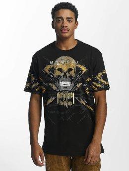 Southpole T-Shirt Skull noir