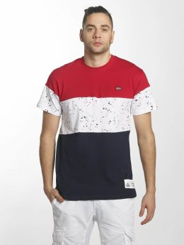 Southpole T-Shirt Run The Block red