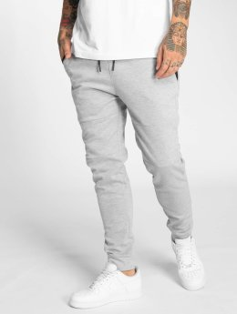 Southpole Verryttelyhousut Basic Tech Fleece harmaa