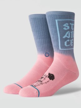 Stance Chaussettes Blue Goodbye magenta