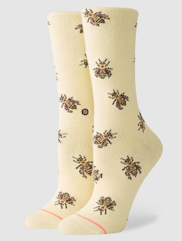 Stance Socken Buzzchill gelb