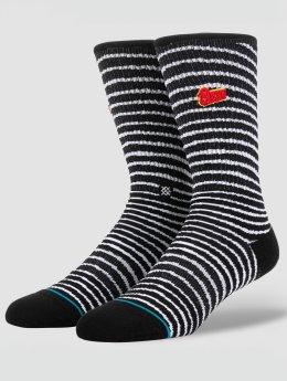 Stance Socken Black Star schwarz