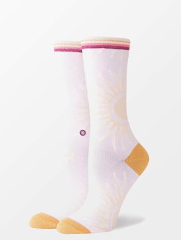 Stance Rayz Everyday Socks White