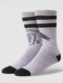 Stance Socks Life's A Grave grey