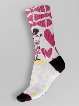 Stance Yusuke Minnie Socks Off White