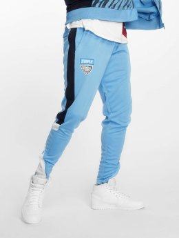 Staple Pigeon Jogginghose Poly blau