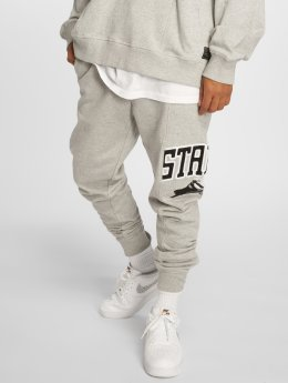 Staple Pigeon Jogginghose Basic grau