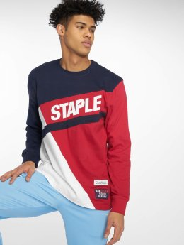 Staple Pigeon Longsleeve Luck blau