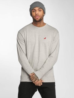 Staple Pigeon Pullover Tech Logo gray